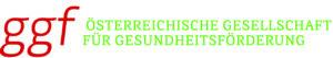 GGF – Österreichische Gesellschaft für Gesundheitsförderung