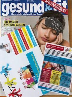 Kid-Fit-Fun® in Gesund & Fit
