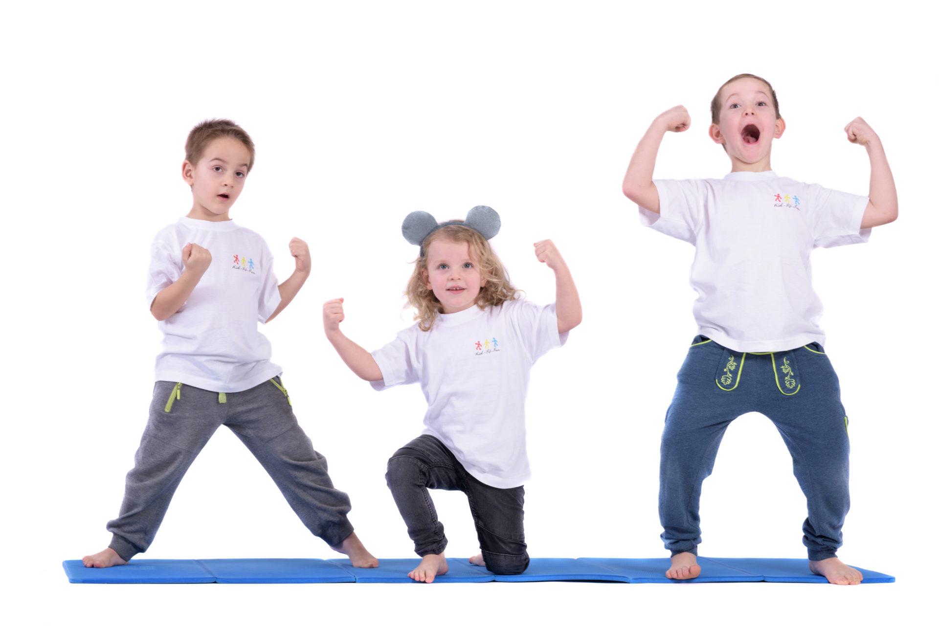 Kid-Fit-Fun® - by Miriam blitz