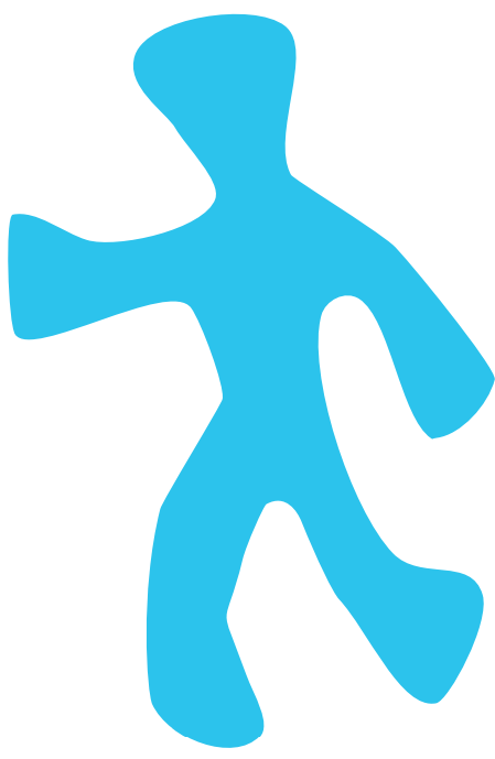 Kid-Fit-Fun® blau